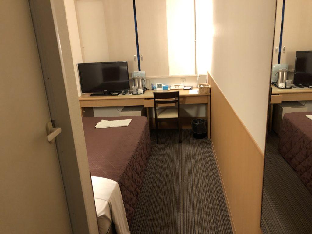 アーベントホテル厚木 部屋