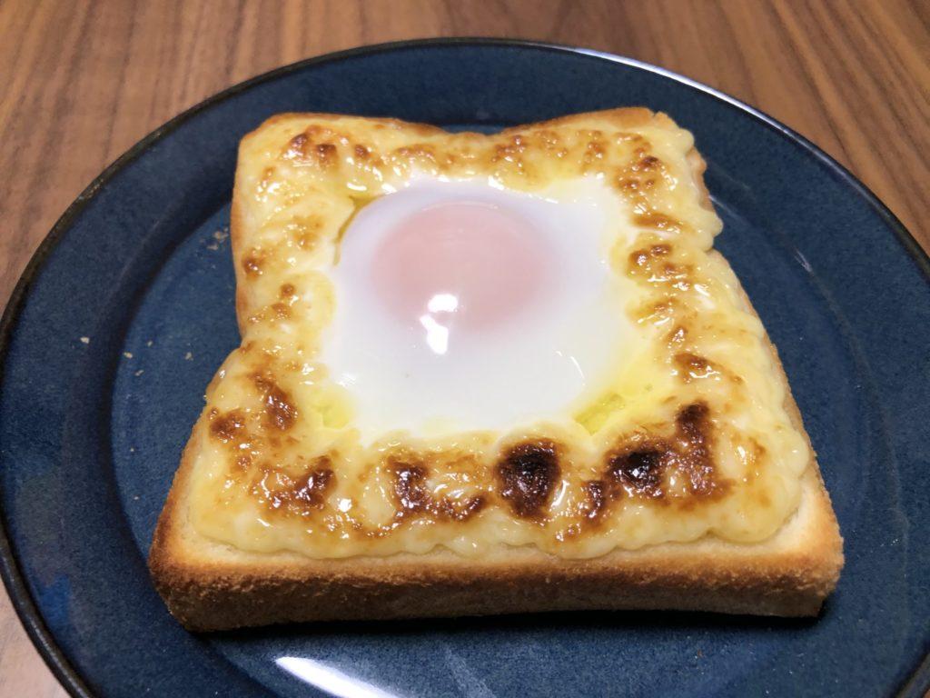 マヨネーズ CM 食パン