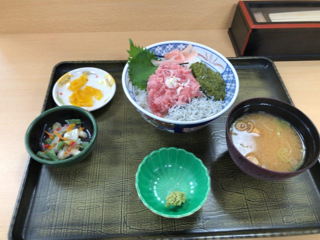斎太郎食堂日替わり定食