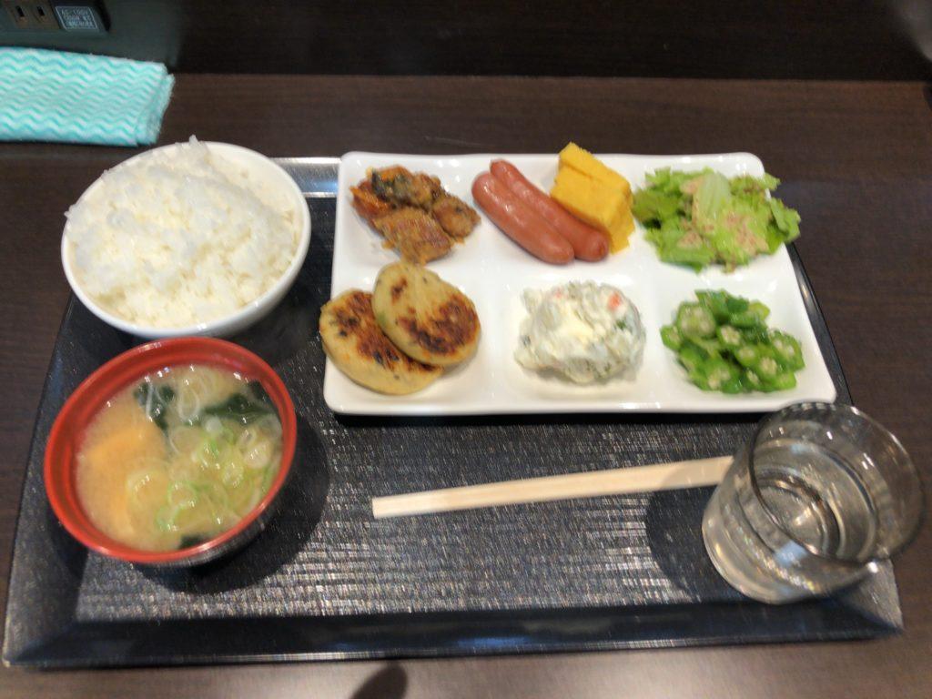 ABホテル豊田元町 朝食