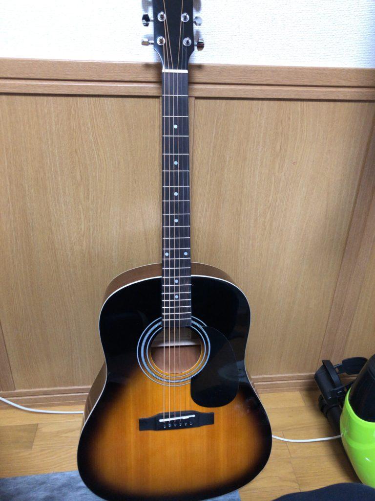 20年ぶりギター購入