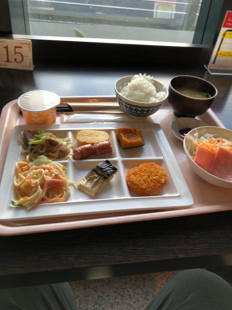 和歌山アーバンホテル 朝食