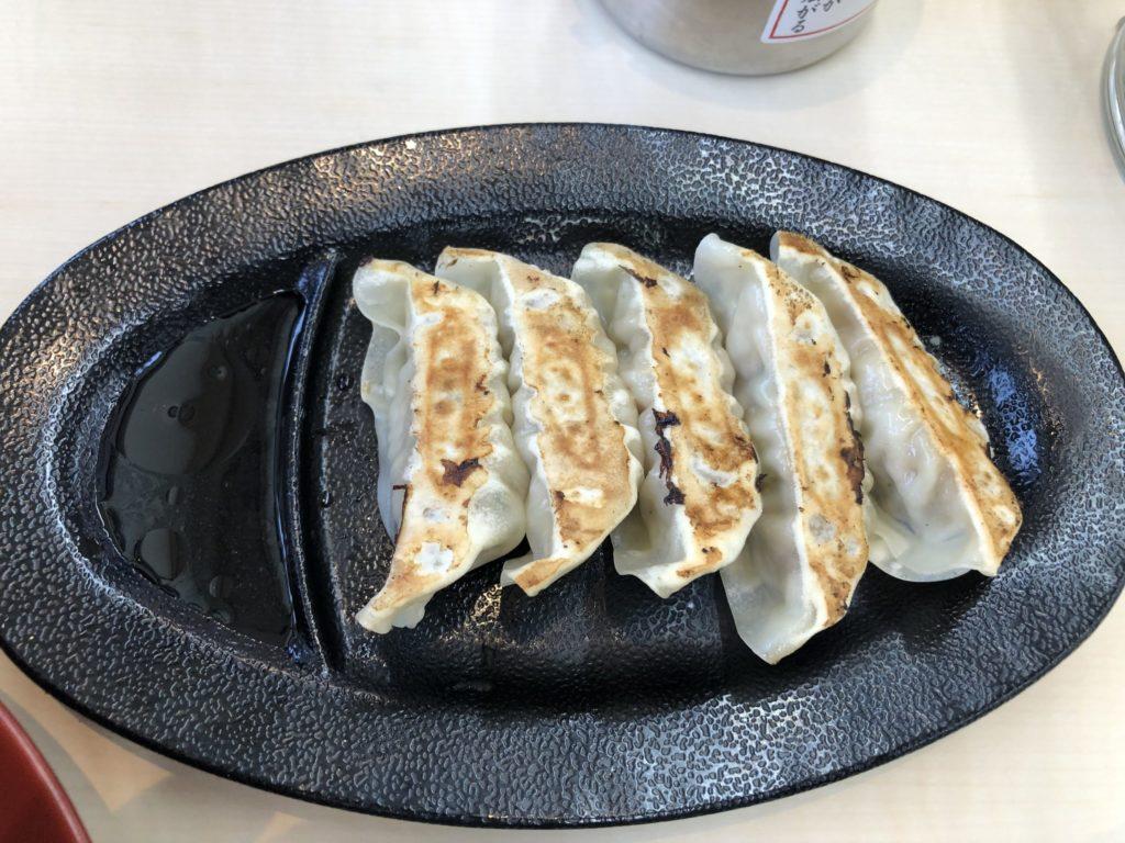 ラーメン横綱餃子