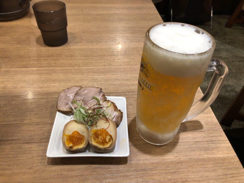 ビール おつまみ ひしお