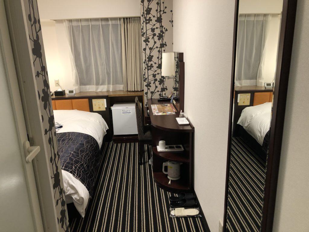 アパホテル 和歌山 部屋
