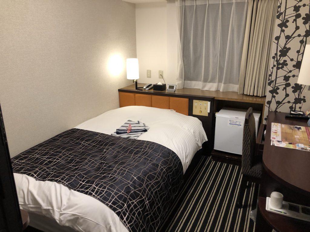 アパホテル和歌山 部屋
