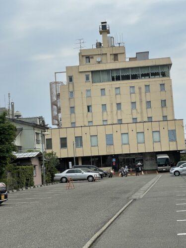 到着25時!急な出張で昼出発でたどり着いた新潟三条ロイヤルホテルが…