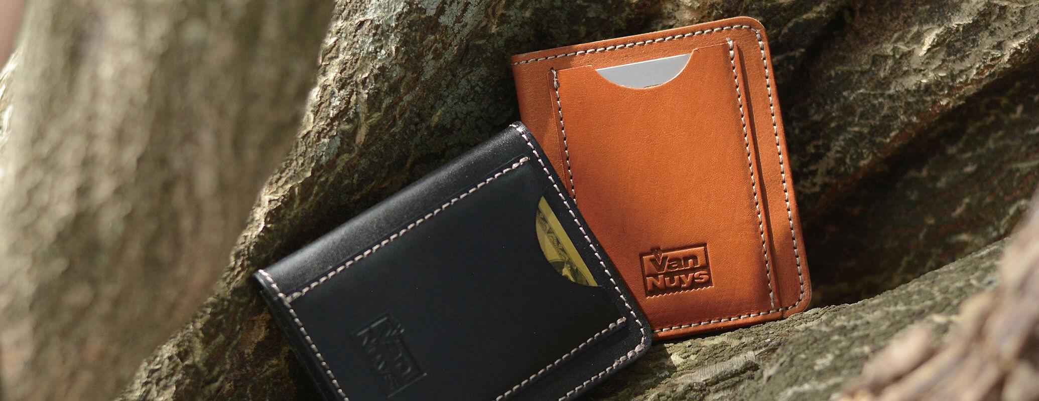 徳島で財布を買うならココ!とくしま発ブランド「VanNuys」