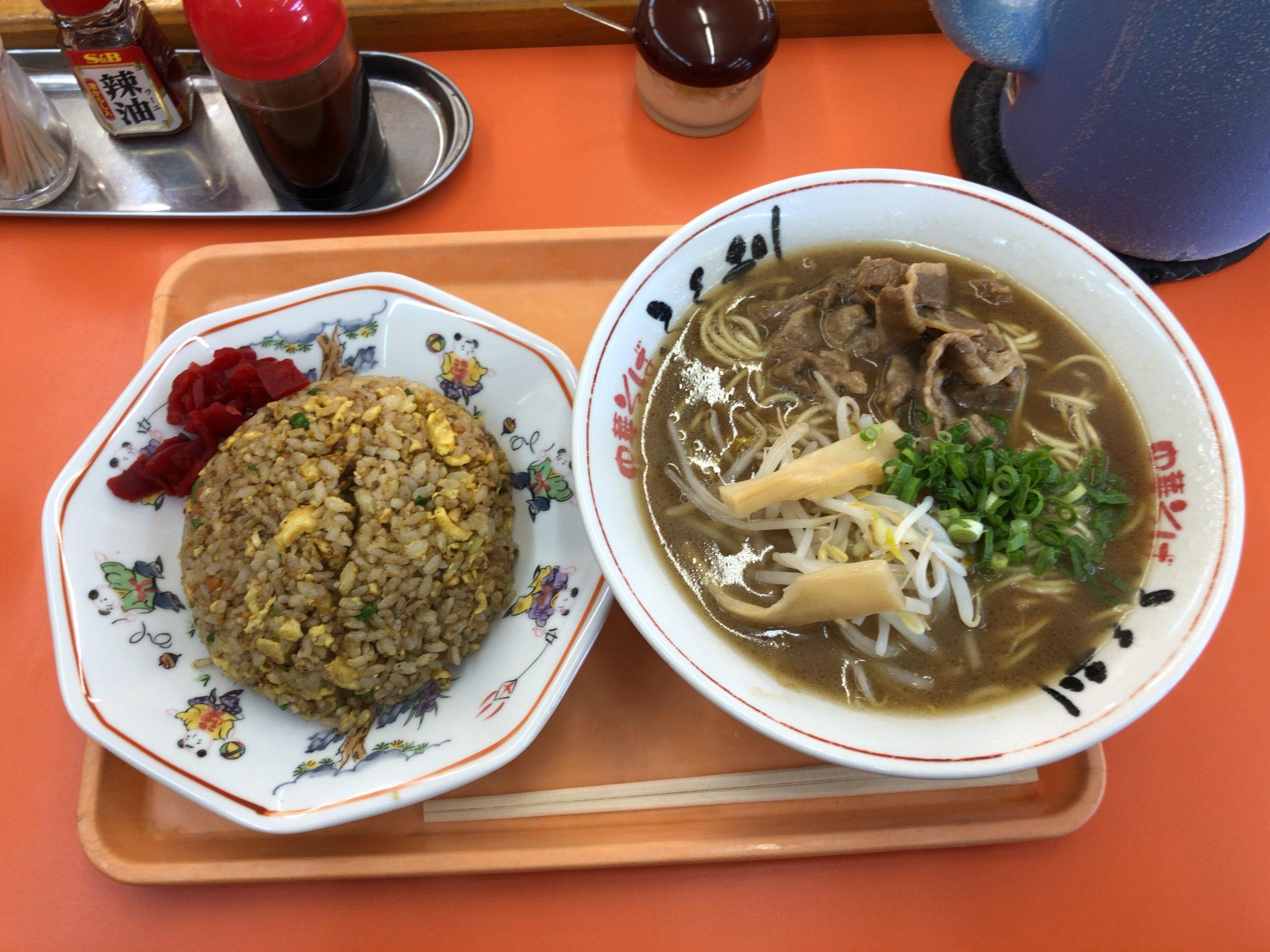 徳島ラーメンといえば「ふく利」!スープも飲み干す旨味が半端ない